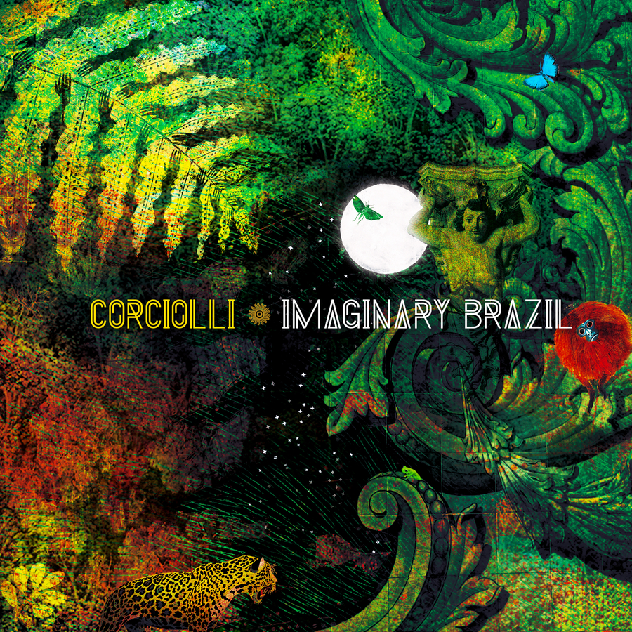 Capa Imaginary Brazil