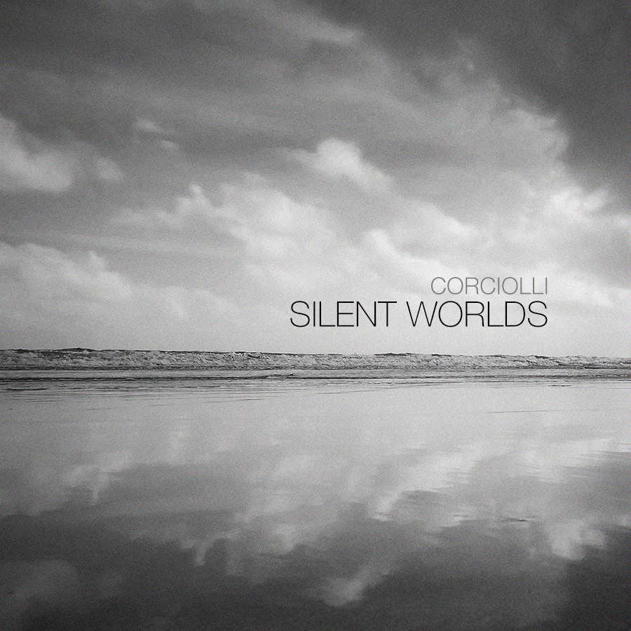 Capa Silent Worlds - Corciolli